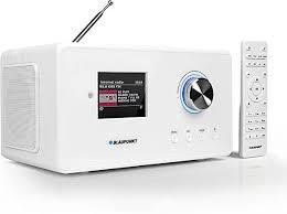 blaupunkt ird 30c internetradio inklusive dab digital radio ukw empfang wlan küchenradio radiowecker und uhrenradio farb display mit