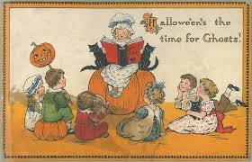 Quotes For Halloween Cards by Throwback Thursday Vintage Halloween Cards American Greetings Blog