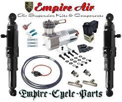 100 Air Ride Suspension Kits For Trucks Ebay Harley Bagger Touring Dresser Rear Kit 94
