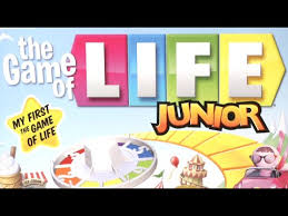 The Game Of Life Junior From Hasbro