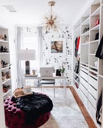 how to turn a spare room into your closet dressing room