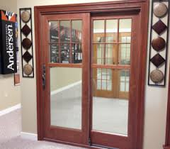 Model 16 andersen frenchwood gliding patio door Andersen
