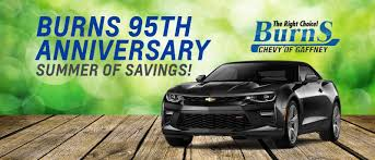 Burns Chevrolet | Gaffney Dealership | Serving Greenville ...