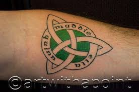 Art With A Point Celtic Family
