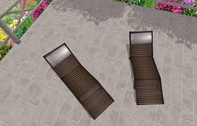 Lounge Chair Top View Outdoor20lounge20chair1 L