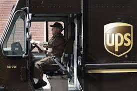 UPS Posts $1.1 Billion Profit For 4Q On High Online Shopping