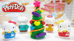 Itwinkle Christmas Tree by Hello Kitty Play Doh Christmas Tree Twinkle Little Star How To Do