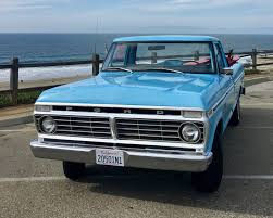 1974 Ford F-100 Dentside Is Ready To Surf - Ford-Trucks.com 1974 Ford F250 Original Barnfind Flawless Body Paint Flashback F10039s New Arrivals Of Whole Trucksparts Trucks Or Courier Fordtruckscom 2 F100 Ranger 50 V8 302 Youtube 4x4 Rebuilt 360 Automatic 4wd 76 F 250 Tuff Truck 4 Fordtruck 74ft1054c Desert Valley Auto Parts F150 Farm 428 Cobra Jet Frame Up Restore Homebuilt Father Son Build Truckin Is Absolutely Picture Perfect Fordtrucks For Sale Classiccarscom Cc11408