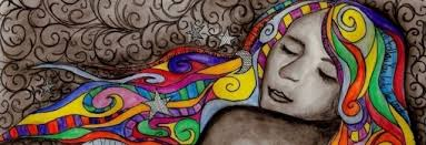 Cropped Beautiful Women Abstract Illustration Art Design Cool Facebook Timeline Covers Copy