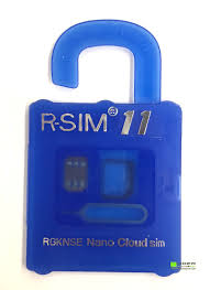 R SIM and Q SIM unlock for iPhone User Instruction