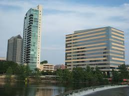 100 Miranova Condos Condominiums And Corporate Tower