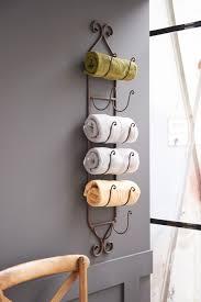 impressionen de handtuchhalter vintage schöne badezimmer