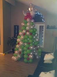 Unlit Christmas Tree by I Made A Thing Balloon Christmas Tree Album On Imgur