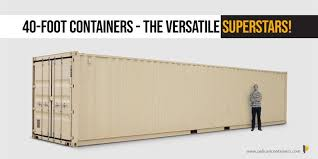 104 40 Foot Containers For Sale The Versatile Superstars Shipping Used Shipping