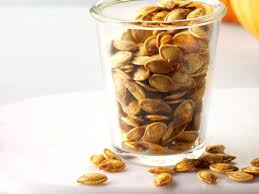 Toasting Pumpkin Seeds In The Oven by Roasted Pumpkin Seeds Recipe Taste Of Home
