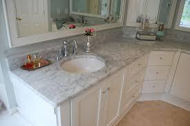 L Shaped Bathroom Vanity Ideas by Bathroom Contempo Bathtub With Marble Edge Decor In White Elegant