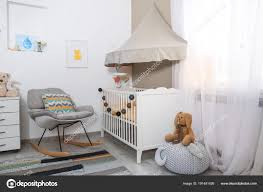 Cozy Baby Room Interior With Crib And Rocking Chair — Stock ... White Glider Rocker Wide Rocking Chair Hoop And Ottoman Base Vintage Wooden Baby Craddle Crib Rocking Horse Learn How To Build A Chair Your Projectsobn Recliner Depot Gliders Chords Cu Small For Pink Electric Baby Crib Cradle Auto Us 17353 33 Offmulfunctional Newborn Electric Cradle Swing Music Shakerin Bouncjumpers Swings From Dolls House Fine Miniature Nursery Fniture Mahogany Cot Pagadget White Rocking Doll Crib And Small Blue Chair Tommys Uk Micuna Nursing And Cribs