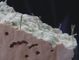 2x4 Sheetrock Ceiling Tiles by Amosite Fiber Bundles In Asbestos Ceiling Tile Close Up Vi U2026 Flickr
