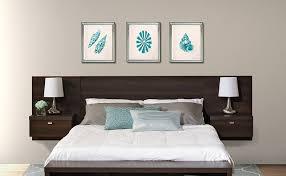 White King Headboard Ebay by Amazon Com Prepac Ehhq 0520 2k Series 9 Designer Floating
