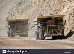 100 Huge Trucks The Huge Trucks At Chuquicamata The Worlds Biggest Open Pit Copper