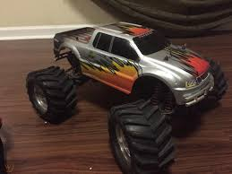 100 Truck Maxx Traxxas E RC Monster 110 Scale Emaxx Brushed