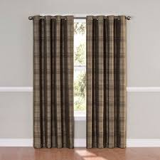 Walmart Eclipse Thermal Curtains by Eclipse Bellano Striae Blackout Thermal Walmart Com