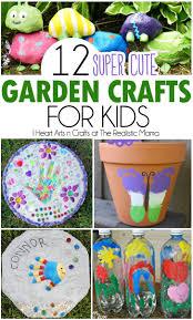 Easy Art Summer Kids In Toddler Gardening Ideas