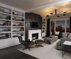 Yellow Black And Red Living Room Ideas by Beauteous 90 Living Room Decorating With Black Leather Furniture