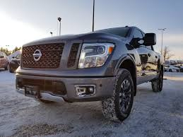 100 Nissan Titan Truck Used 2018 Gun For Sale Stock Demo In Mono ON