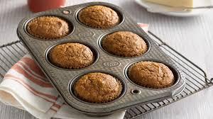 Bisquick Pumpkin Pie Muffins pumpkin muffin recipes bettycrocker com