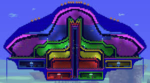 Terraria Chair And Table by Party House Gemspark Chandelier Slime Furniture Bubbles