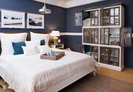 maritimes schlafzimmer trifft auf moderne elemente