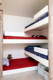 Triple Bunk Bed Plans Free by Top 25 Best Corner Bunk Beds Ideas On Pinterest Bunk Rooms
