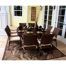 8 10 Person Patio Table by Dining Tables Surprising Square Dining Room Table For 8 Square