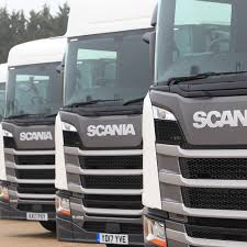 Truck Rental | Scania Great Britain