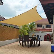 Amazon Belle Dura 10 x 13 Sun Shade Sails Canopy Rectangle