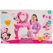 Kids Flip Open Sofa by Disney Minnie Bow Tique Bowdazzling Vanity Walmart Com