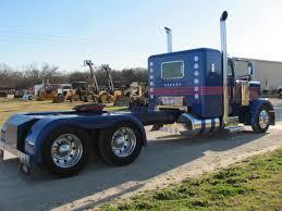 100 Peterbilt 379 Show Trucks Used 1997 ExHood Custom TRK In Burleson TX