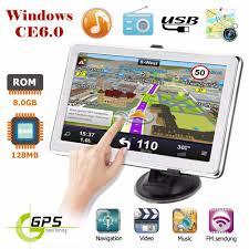 100 Gps Systems For Trucks US 4171 19 OFFX8 7 Inch HD GPS Car Navigation 800MHz Car Truck GPS Navigation System 128M8GB GPS Navigator EuropeAmericaAustralia Mapsin