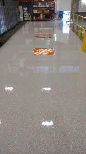 Poured Epoxy Flooring Kitchen by Tko Concrete Epoxy Flooring Contractor
