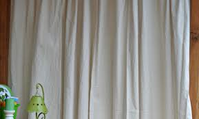 Brylane Home Grommet Curtains by Curtains White Canvas Curtains Commendable White Cotton Canvas