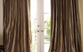 Green Striped Curtain Panels by Curtains Astounding Chocolate Brown Sheer Curtain Panels Likable