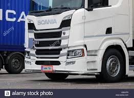 SALO, FINLAND - NOVEMBER 5, 2017: White Next Generation Scania R500 ... Truckers Jamboree Iowa 80 Truckstop Movin Out The Evolution Of Truck Stops Last Stop Garage Discovery Canada Watch Free Episodes And Clips Breakdown Call 904 3897233 Jacksonville Repair Waspys In Templeton Now Open Prostution Lot Lizards In Ontario California Youtube Truck Stop Parking Fail Tow Bill Vlog Da Dizajn Arhitektura Tomy Black Man Truck Driver Texting While Standing Next To His Cab