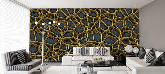 tapeten gold design mowade edel und exklusiv