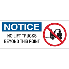 Brady Part: 70448 | NOTICE No Lift Trucks Beyond This Point Sign ... No Trucks In Driveway Towing Private Drive Alinum Metal 8x12 Sign Allowed Traffic We Blog About Tires Safety Flickr Stock Photo Royalty Free 546740 Shutterstock Truck Prohibition Lorry Or Parking Icon In The No Trucks Over 5 Tons Sign Air Designs Vintage All No Trucks Over 6000 Pounds Sign The Usa 26148673 Alamy Heavy 1 Tonne Metal Semi Allowed Illustrations Creative Market Picayune City Officials Police Update Signage Notruck Zone