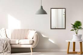 spiegel vintage schnörkel wandspiegel deko 69 5x49 5cm