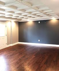 coffered ceiling classy theater ceilume