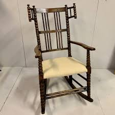 Bobbin Turned Rocking Chair Early American Fniture And Other Styles How To Choose The Most Comfortable Rocking Chair The Best Reviews Buying Guide October 2019 Fding Value Of A Murphy Thriftyfun Beautiful Antique Edwardian Mahogany Rocking Chair Amazing Leather Seat H O W T Restore On Antique Shaker Puckhaber Decorative Antiques Era High Normann Cophagen 19th Century Caistor Chairs 91 For Sale At 1stdibs