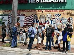 Most Famous Mural Artists by The Art Of Normalization Cuban And Cuban American Artists Huddle