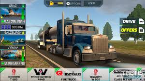 Truck Simulator Europe 2 Free For Android Free Download And - Hill ...